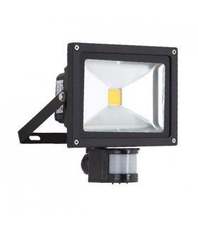 Naświetlacz LED 20W Pro z czujnikiem zmierzchu i ruchu IP65