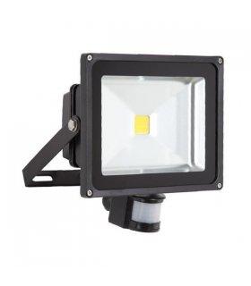 Naświetlacz LED 30W Pro z czujnikiem zmierzchu i ruchu IP65