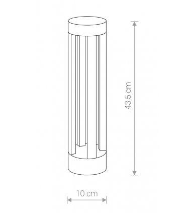 Lampa TEPIC LED 43,5cm