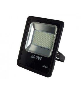 Naświetlacz LED 200W SLIM SMD Wodoodporny