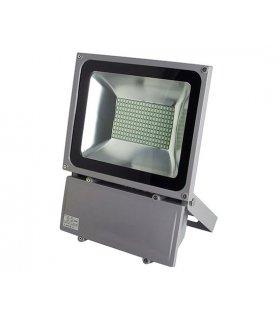 Naświetlacz LED 100W SMD Wodoodporny szary