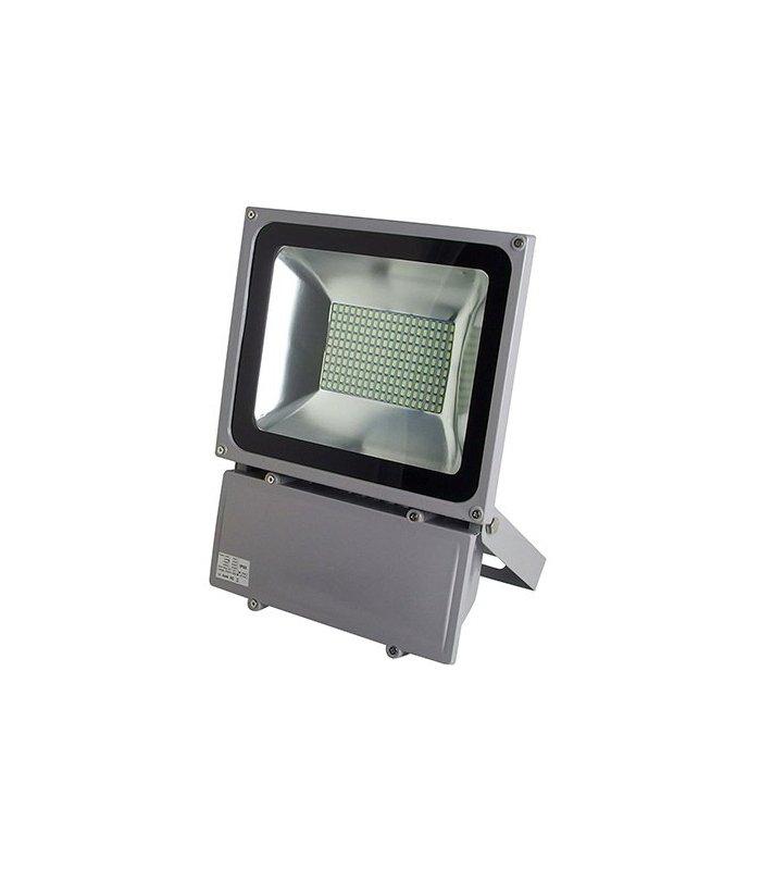Naświetlacz LED 100W SMD Szary Wodoodporny