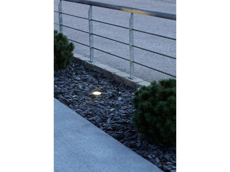 Lampa Reflektor Wpuszczany W Ziemię 3x1w 104723