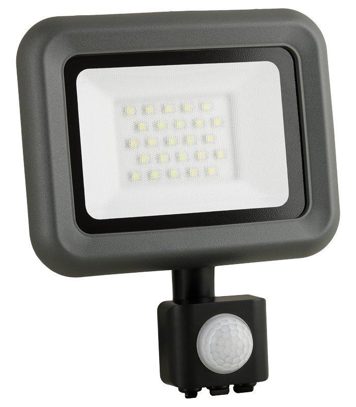 Naświetlacz LED 20W SMD HELI S - Z CZUJNIKIEM ZMIERZCHU I RUCHU