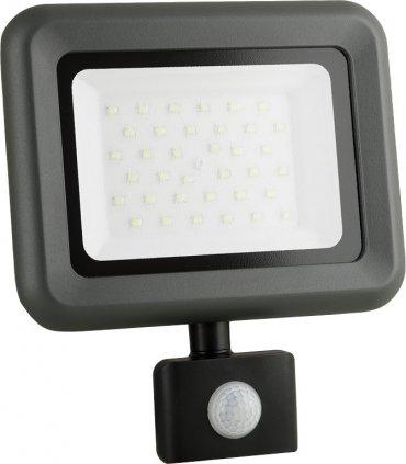 Naświetlacz LED 30W SMD HELI S - Z CZUJNIKIEM ZMIERZCHU I RUCHU