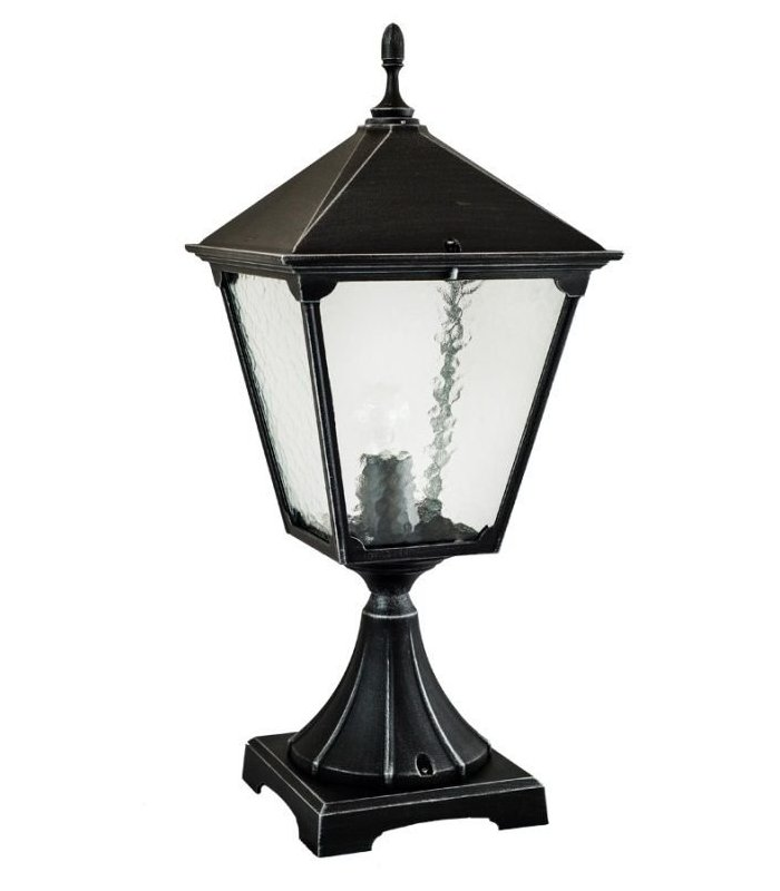 Lampa Retro kwadratowa