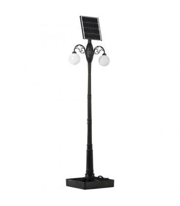 Lampa Solarna LEDDY CLASSIC 2 + czujnik zmierzchu