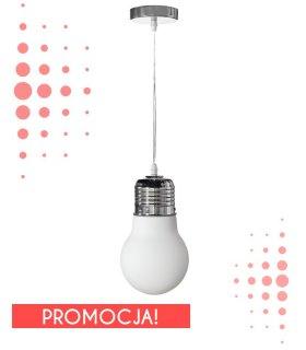 Lampa BOMBILLA 23cm - WYPRZEDAŻ