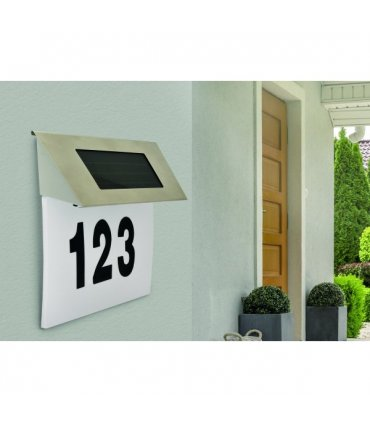Lampa solarna Home Number