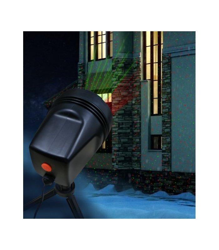Projektor LED TOP-A1b (9 trybów + zasilacz)