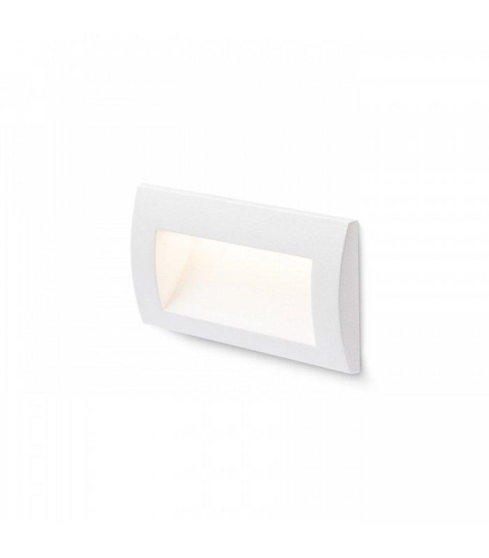 GORDIQ L LED 3W wpuszczana biała IP65