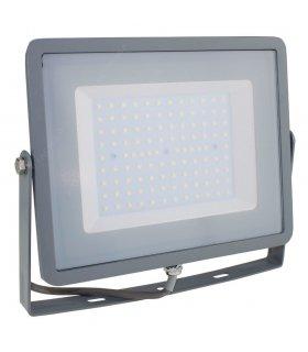 Naświetlacz LED 100W SMD SAMSUNG VT-100 szary