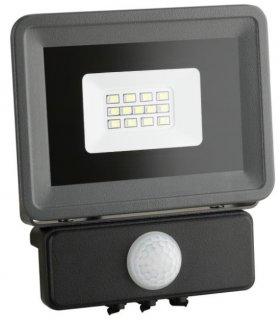 Naświetlacz LED 10W ARGO z czujnikiem zmierzchu i ruchu Wodoodporny