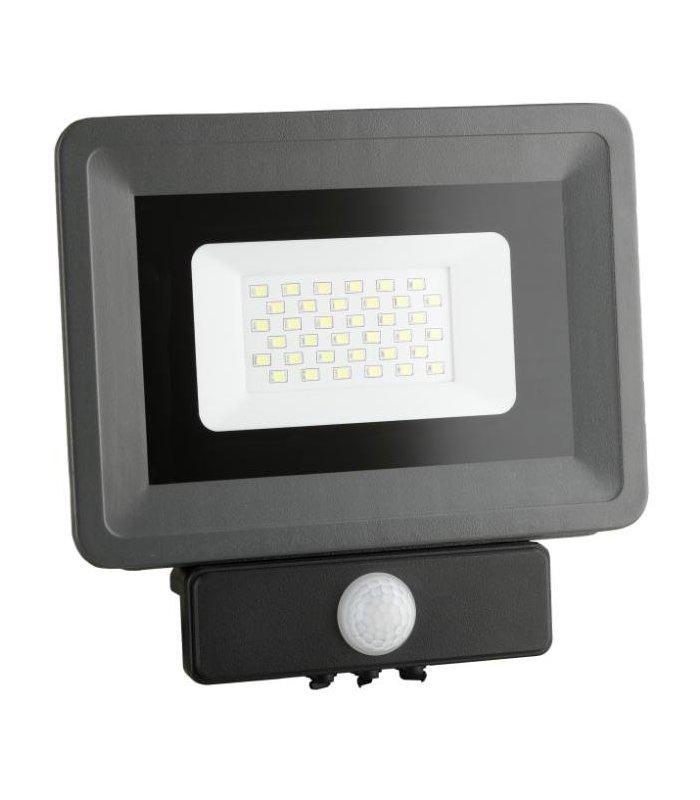 Naświetlacz LED 50W smd ARGO z czujnikiem zmierzchu i ruchu