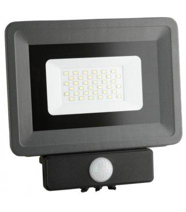 Naświetlacz LED 50W ARGO z czujnikiem zmierzchu i ruchu IP44