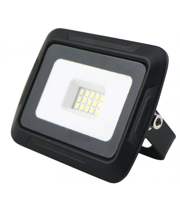 Naświetlacz LED 10W PIXEL Czarny IP65