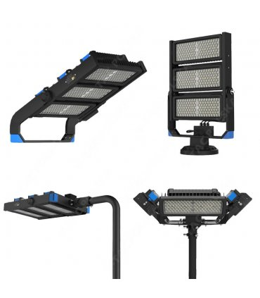 Naświetlacz LED SAMSUNG 60° SUPER PRO 500W 60000lm