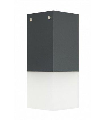 Lampa Sufiowa CUBE-S ciemny popiel
