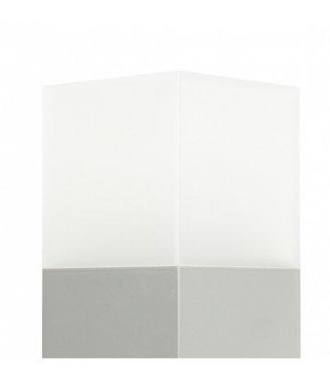 Lampa CUBE 580 srebrna