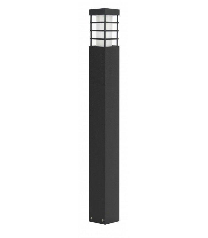 RADO II - słupek 75cm Czarny