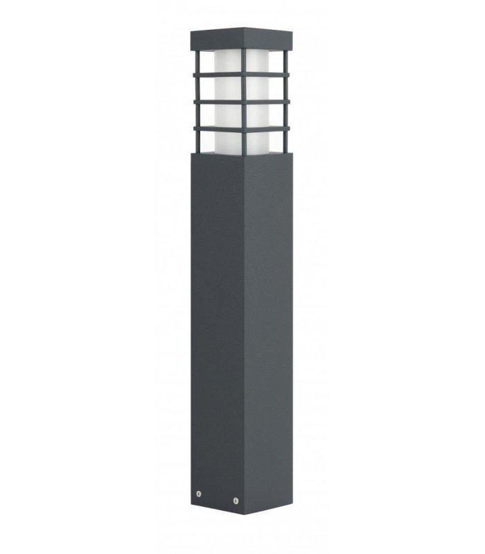 RADO II - słupek 50cm Ciemny Popiel