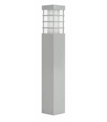 RADO II - słupek 50cm Srebrny