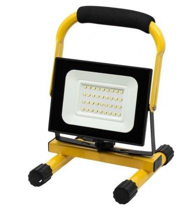 Naświetlacz LED 30W przenośny INDI
