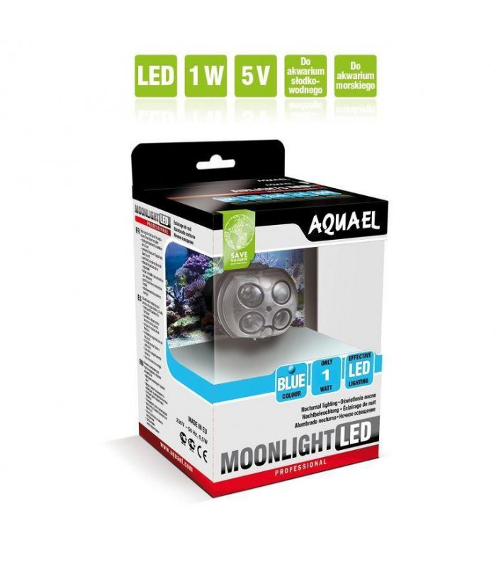 Lampa do Akwarium MOONLIGHT LED