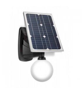 Lampa Solarna LEDDY WALL + czujnik zmierzchu