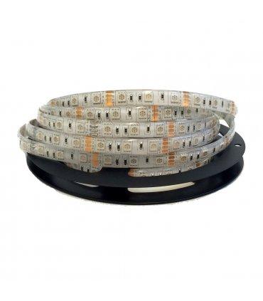 300 LED SMD5050 IP65 72W wodoszczelna rolka 5m
