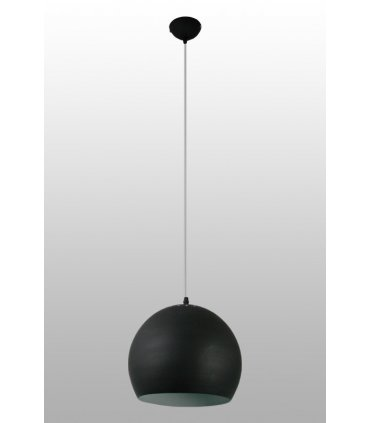 Lampa wisząca KOSMO Czarna