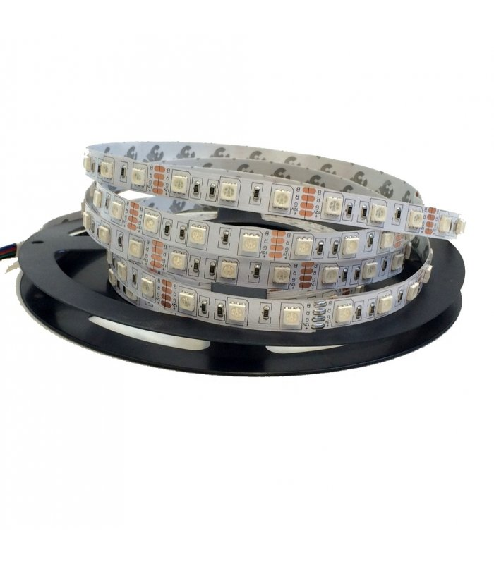 300 LED RGB SMD5050 IP20 rolka 5m