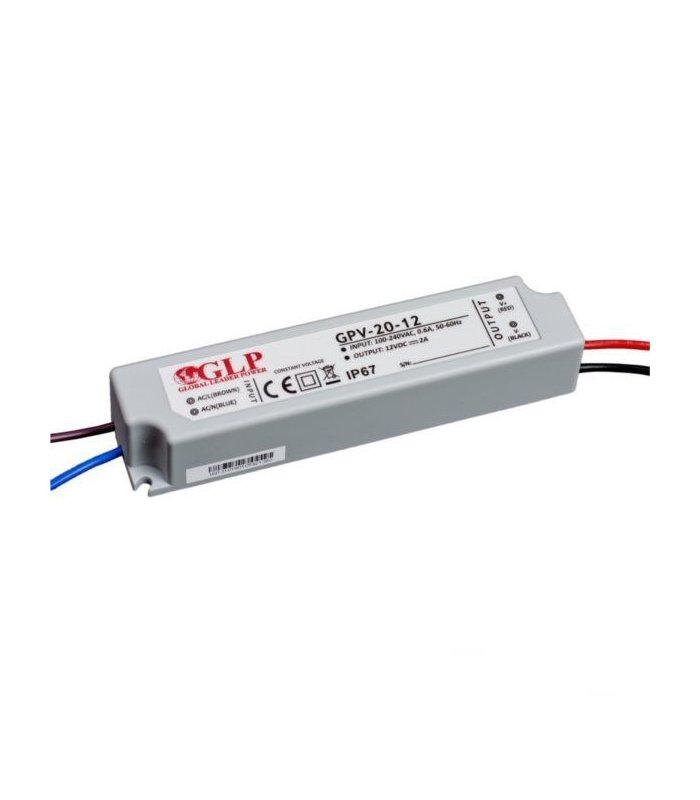 Zasilacz LED 24W GLP 24V IP67