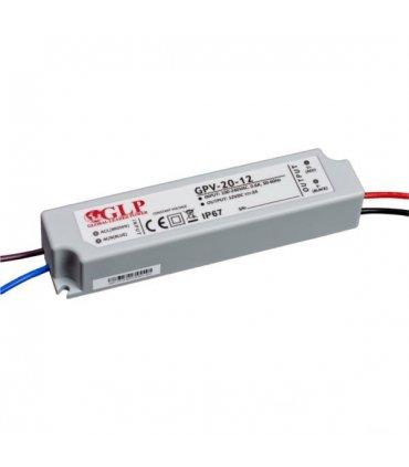 Zasilacz LED 24W 24V IP67 GLP