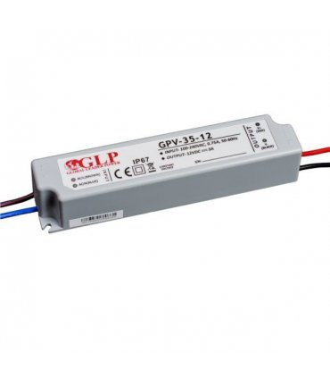 Zasilacz LED 35W 24V IP67 GLP