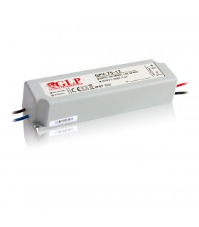 Zasilacz LED 75W 12V IP67 GLP