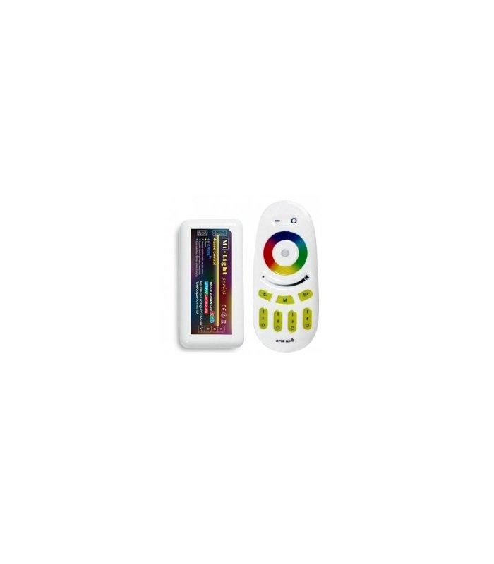 Sterownik RGB RF+WIFI (radiowy) 12V / 18A - 216W RING + pilot