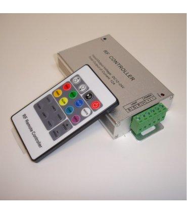 Sterownik radiowy RGB 24 programy 144W 12V