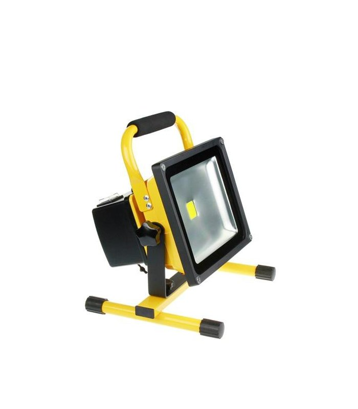 Naświetlacz LED 20W z Akumulatorem