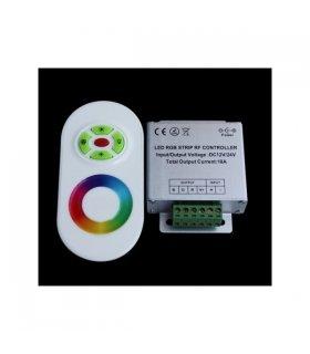 Sterownik radiowy RGB dotykowy 180W 12V