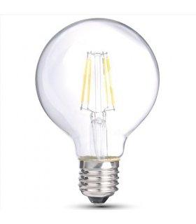 Żarówka LED 6W E27 G95 COG