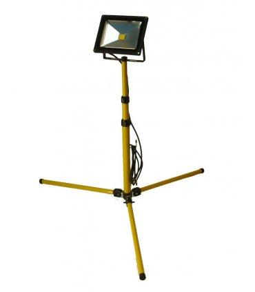 Naświetlacz LED Przemysłowy na statywie (Tripod)