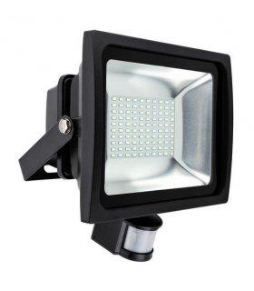 Naświetlacz LED 50W SMD z czujnikiem zmierzchu i ruchu IP65
