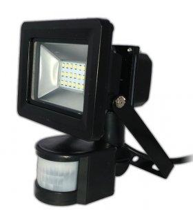Naświetlacz LED 20W SMD z czujnikiem zmierzchu i ruchu Wodoodporny
