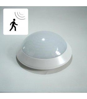 Plafon LED 13W z czujnikiem mikrofalowym
