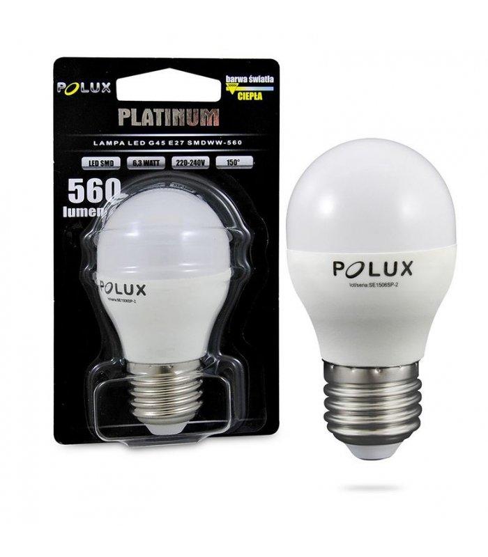 Żarówka LED 6,3W E27 560lm