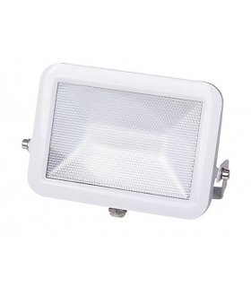 Naświetlacz LED 50W Super SLIM Biały