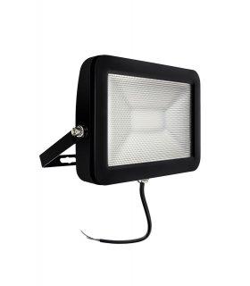 Naświetlacz LED 50W Super SLIM Czarny