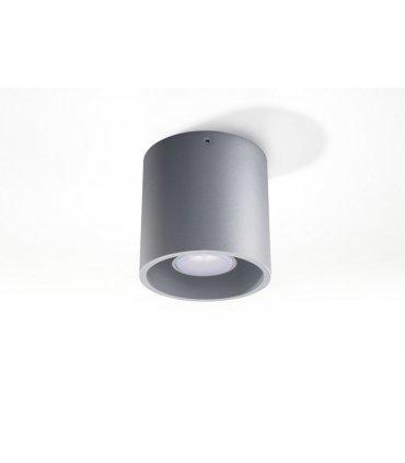 Plafon ORBIS 1 szary