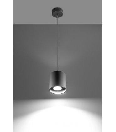 Lamp wisząca ORBIS 1 Szary